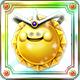 Dragon Quest XI Echoes of an Elusive Age - Steam Foil Badge 01 - Gem Slime