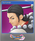 Dragon Quest XI Echoes of an Elusive Age - Steam Foil Trading Card 04 - Sylvandro