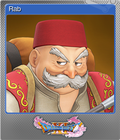 Dragon Quest XI Echoes of an Elusive Age - Steam Foil Trading Card 05 - Rab