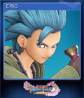 Dragon Quest XI Echoes of an Elusive Age - Steam Trading Card 01 - Erik