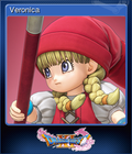 Dragon Quest XI Echoes of an Elusive Age - Steam Trading Card 02 - Veronica
