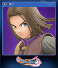 Dragon Quest XI Echoes of an Elusive Age - Steam Trading Card 03 - Luminary