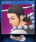 Dragon Quest XI Echoes of an Elusive Age - Steam Trading Card 04 - Sylvandro
