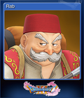 Dragon Quest XI Echoes of an Elusive Age - Steam Trading Card 05 - Rab