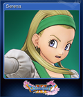 Dragon Quest XI Echoes of an Elusive Age - Steam Trading Card 07 - Serena