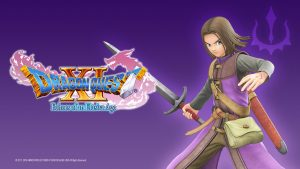 Dragon Quest XI Echoes of an Elusive Age - Steam Trading Card Artwork 03 - Luminary