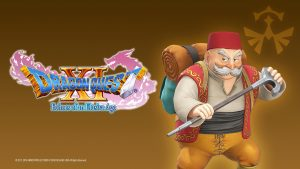 Dragon Quest XI Echoes of an Elusive Age - Steam Trading Card Artwork 05 - Rab