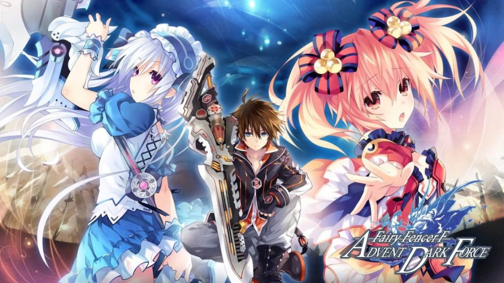 Fairy Fencer F Advent Dark Force Banner
